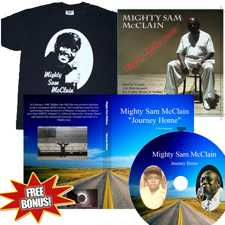 Mighty Sam Fan Pack
