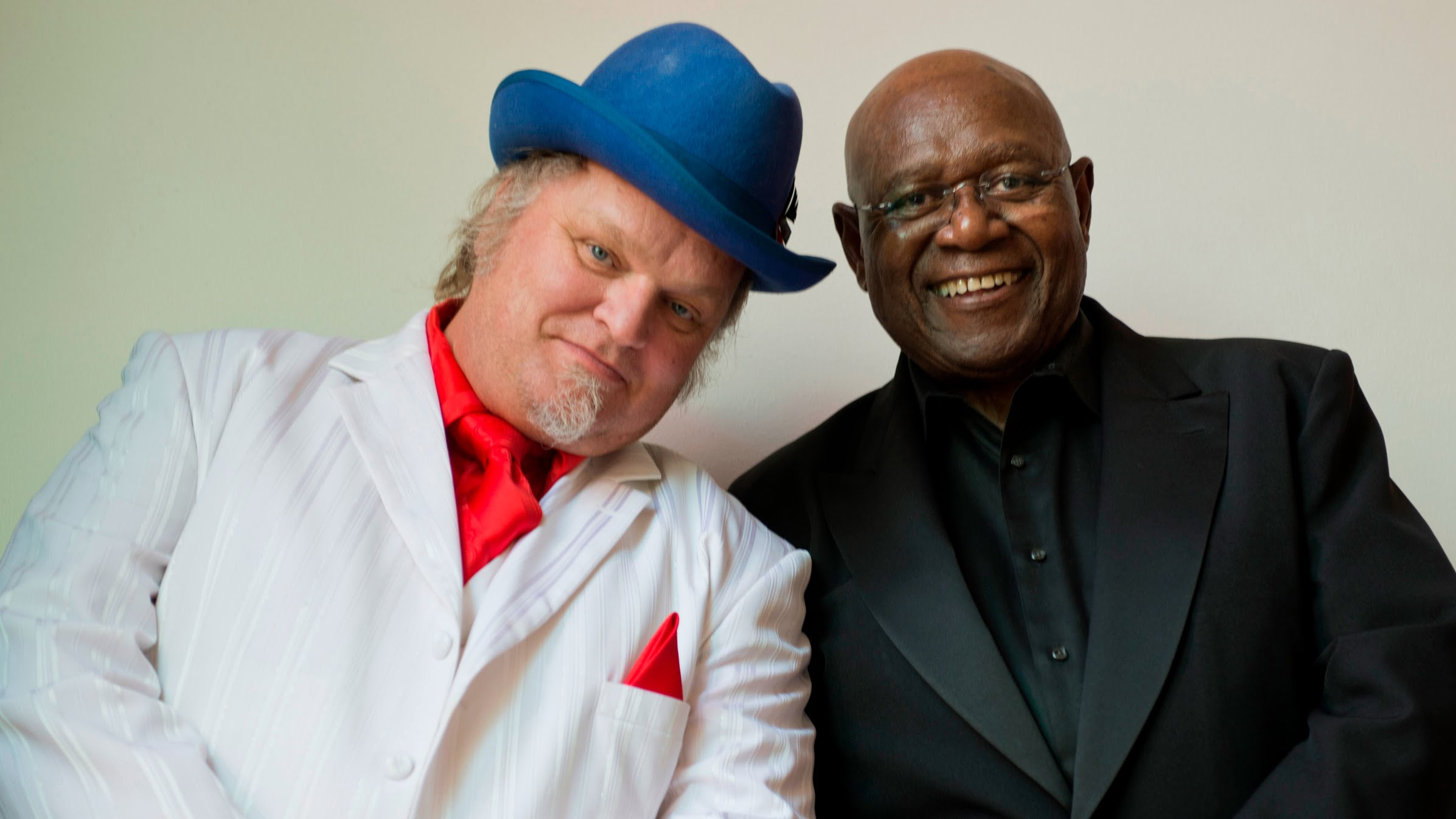 Sam McClain and Knut